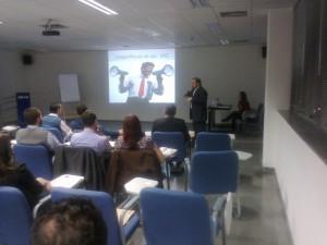 Treinamento de Lideranças por Roberto Recinella